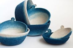 Bloesem Class ALERT | Rope Vessel Making Class with Gemma Patford: 4,5,6 & 7 June 2014 in Bloesem, Singapore