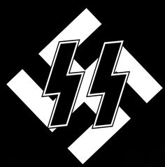 swastika pictures | SS Bolts With Swastika by TheMistRunsRed on deviantART