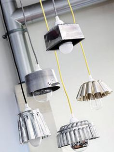 metallic lamps