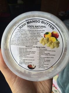 How To Use Mango Butter for Hair Health and Shine | Black Girl with Long Hair