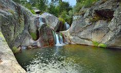 Piscine naturelles, Arenas de San Pedro (Castille-et-Léon), Spain