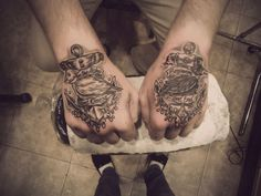 Tattoo picture of Alpha Omega Tattoo Idea is one of many tattoo ideas listed in the Other Tattoos category. Feel free to browse other tattoo ideas in the Top Tattoos, Funny Tattoos, Hand Tattoos, Tattoos For Guys, Tatoos, Sailor Tattoos, Knuckle Tattoos, Badass Tattoos, Awesome Tattoos
