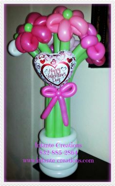 Awesome Blossom Balloon Flower Bouquet for any ocassion.