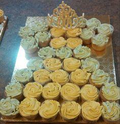 Princess Tiana cupcake dress
