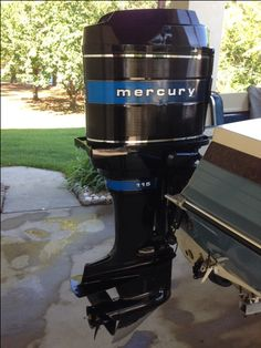 Outboard Boat Motors, Mercury Marine, Boat Engine, Old School, Engineering, Antique, Antiques, Technology