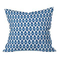 Chiesa Paragon Indoor/Outdoor Throw Pillow