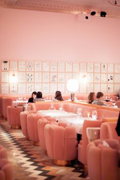Blog post: Pink Room at Sketch, Afternoon Tea, London