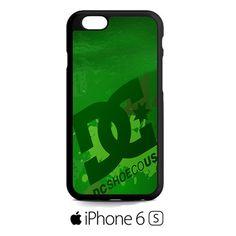 DC Shoes Logo iPhone 6S  Case