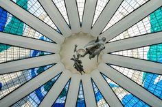 Catedral de Brasília pelas lentes de Gonzalo Viramonte,© Gonzalo Viramonte
