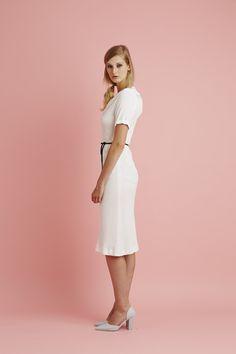 Ingrid Starnes SS15 // Bebe Dress