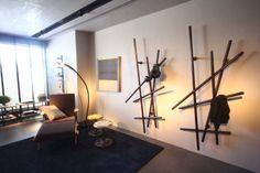 Dena Interiores: Escultura de Parede
