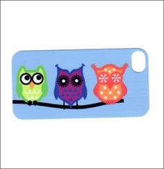 owls iphone 4 case iphone 4s case iphone 4 cover by icasecouture, $15.00