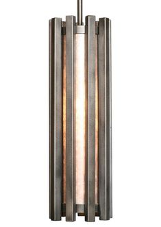 Palisade Pendant Contemporary, Industrial, Glass, Metal, Pendant by Hammerton Industrial Style Kitchen, Industrial Pendant Lights, Kitchen And Bath, Kitchen Fittings, Contemporary Lighting, Contemporary Light Fixtures, Kitchen Styling, Pendant Lighting, Fittings