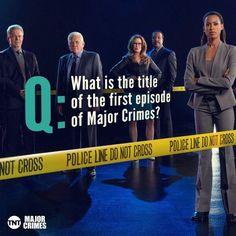 130 Major Crimes Ideas Major Crimes Crime Majors
