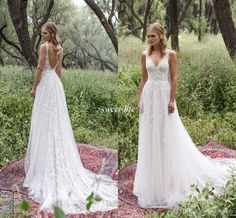 free shipping, $121.89/piece:buy wholesale romantic limor rosen 2017 sheath wedding dresses deep v-neck sheer straps heavy embellishment lace vintage garden beach bridal gowns bohemia 2016 fall winter,reference images,tulle on sweet-life's Store from DHgate.com, get worldwide delivery and buyer protection service.
