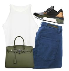 Untitled #6451 by heynathalie on Polyvore featuring Nobody Denim, Y-3, women's clothing, women's fashion, women, female, woman, misses and juniors