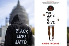 """""""The Hate U Give"""": Angie Thomas' sensational debut novel should be required reading for clueless white people Ya Books, Books To Read, Giving Quotes, Jenny Han, White People, Interesting Reads, Clueless, Political News, Black Is Beautiful"""