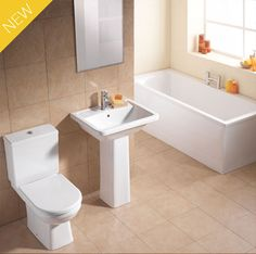 Edge.  Fitted bathrooms from Sheraton Interiors