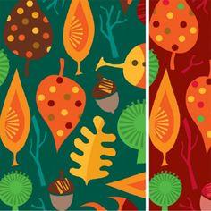 print & pattern: NEW WORK - marcia copeland