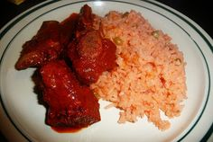 Pork Ribs in Dry Chile Sauce ~ Easy Cooking