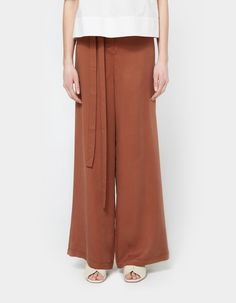 Tepic Pant in Clay