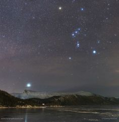 Orion Hemnesberget, Norway