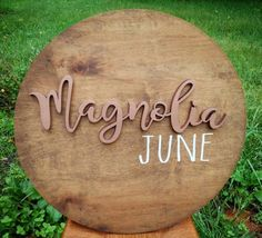 Custom nursery name sign / round sign / nursery sign / custom name sign / baby name sign / ba. Custom nursery name sign / round sign / nursery sign / custom name sign / baby name sign / baby shower gift / shabby chic nursery , Chic Nursery, Nursery Name, Nursery Signs, Girl Nursery, Nursery Ideas, Cute Baby Names, Unique Baby Names, Cute Baby Girl Names, Boy Names