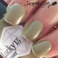 Lucky 13 Lacquer: Never Forget What You Are | lacqueredgeek.com