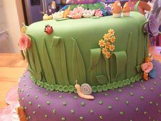tinkerbell cake | Tinkerbell Cake | Flickr - Photo Sharing!