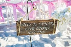 pink panama city beach wedding packages by Princess Wedding co