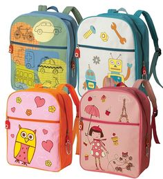 Ore Originals Sugarbooger by Ore Zippee Canvas Backpack for Kids Kids Backpacks from Reuseit on Catalog Spree, my personal digital mall. http://i.cspree.com/reuseit_bts