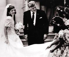Caroline Kennedy's wedding