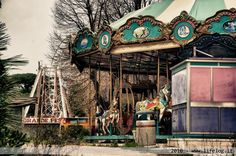 abandoned amusement parks | Tumblr