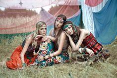 Hippy by Boris Bushmin, via 500px #boho #hippie #gypsy