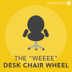 How to Exercise at Work | Deskercise