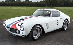 1963 Ferrari 250 SWB Comp