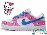 unique nike hello kitty shoes