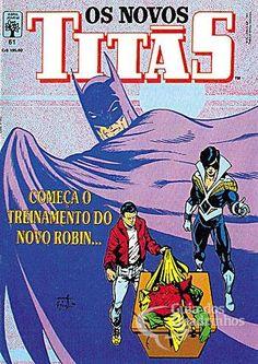 Novos Titãs, Os n° 61 - Abril