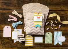 Jen's (one of Stampin' Up!'s fabulous concept artists) favorite new products out of Stampin' Up!'s new annual catalog.