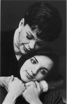 Judy Garland & Liza Minelli- Such a talented Family