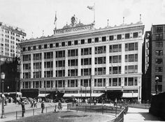 May Company (Cleveland) in 1924 by army.arch, via Flickr