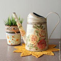 "Лейка ""Розы"". Handmade."