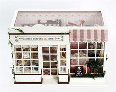 diy dollhouse cafe