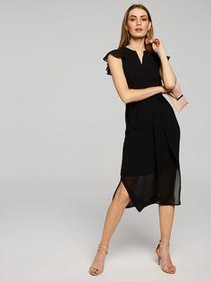 Gemma Midi Shirt Dress   Portmans