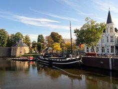 NS Wandeling Mastbos is een mooie afwisseling tussen een stadswandeling en boswandeling. In de herfst is het volop genieten in het bos en in Breda.