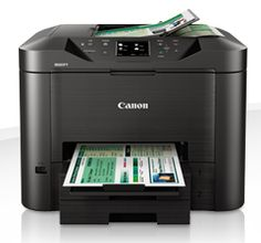 Canon MAXIFY MB5350 Driver Download Reviews Printer– The Canon MB5350 Print top quality is brilliant, with sharp, for the most part dark content, not as clean as laser result but rather close. Shades in regions of fill are striking and in addition unbranded and dark message over shading is perfect, with no haloing. Photograph prints …