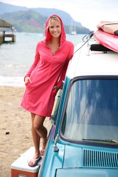 Carried Away Crochet Dress | Athleta Summer 2013 Collection. Need this for surfing! including the car and the coral board!!