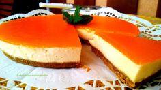 Polvere Di Zenzero Candito: Cheesecake al melone e yogurt greco