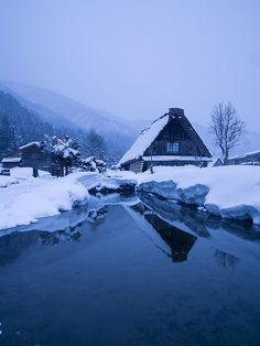World Heritage Site: Shirakawa Village, Japan
