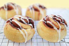 Breakfast in Bed Recipe: IKEA-Inspired Cinnamon Rolls